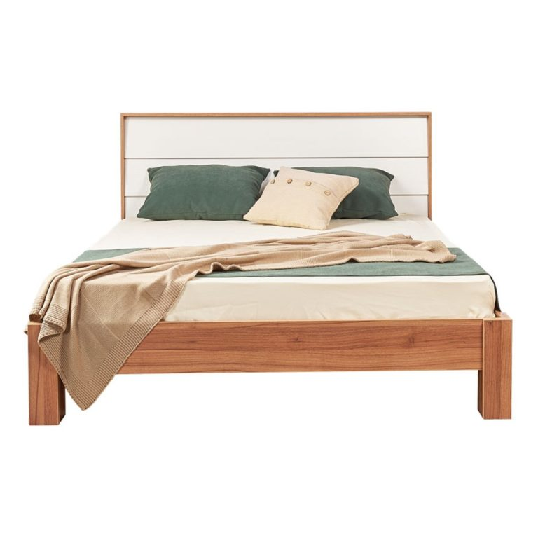 تخت دو نفره کف ثابت آیدا-1