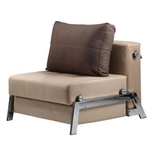 مبل یک نفره تختخواب شو دیلا-1