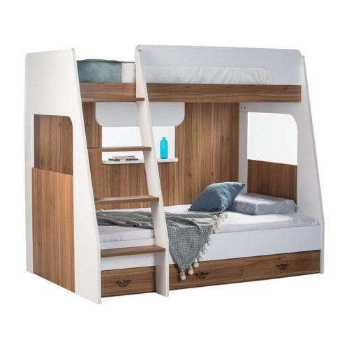 تخت دو طبقه ۱۲۰ سما-1
