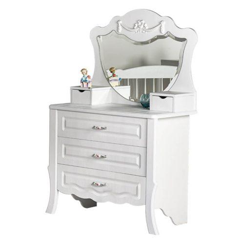 میز آرایش و آینه هلیا-1