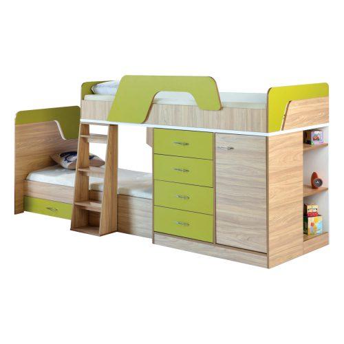 تخت-دو-طبقه-نوزاد-به-نوجوان-توئینی