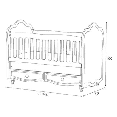 تخت-نوزاد-کاملیا-1