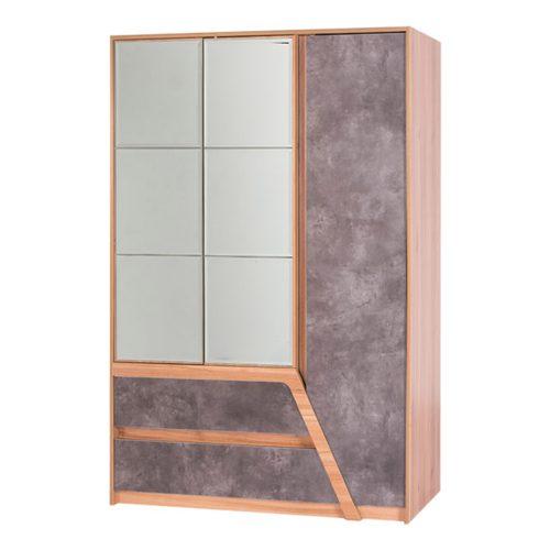 کمد-لباس-با-آینه-دیاموند-1