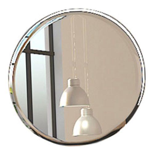 قاب-آینه-گرد-والنوت